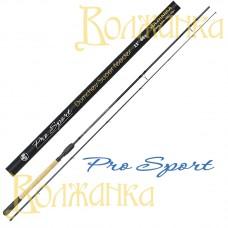 Volzhanka Pro Sport Dumchev 10ft 30+ 3.0м удилище фидер (2секции+3) тест 30+гр
