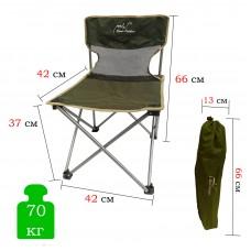 Складное кресло зелёное BC016-4