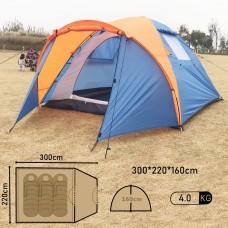 3-х местная палатка -1011