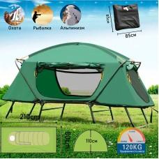 Одноместная палатка-раскладушка MIMIR
