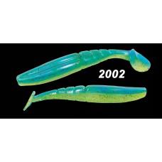 Volzhanka BigMag Shad 75 cиликоновая приманка цвет 2002 (в упак. 6шт)