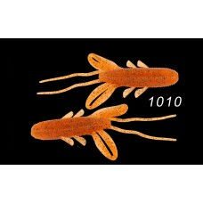 Volzhanka Quick Claw 50 силиконовая приманка цвет 1010 (в упак. 5шт) Новинка