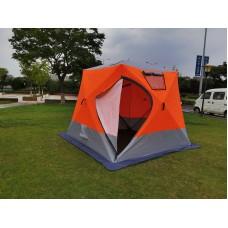 Зимняя палатка Mimir outdoor 2.40x2,40м (3 слоя)